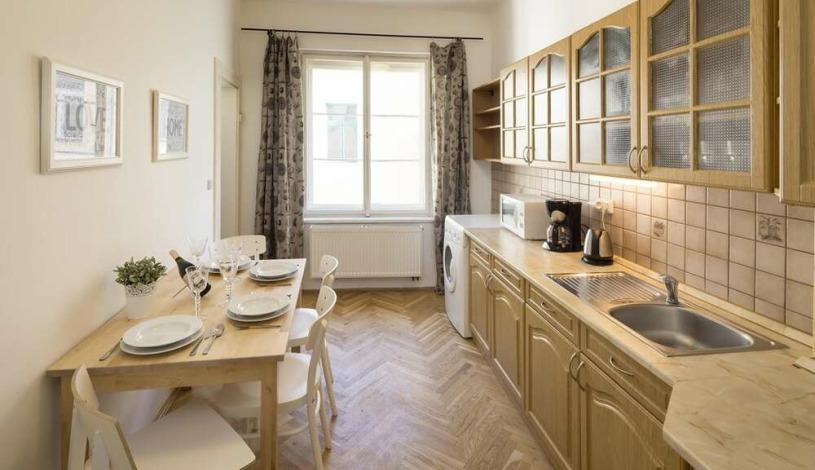 Apartments Templova Praha - Apartament (3 sypialnie)