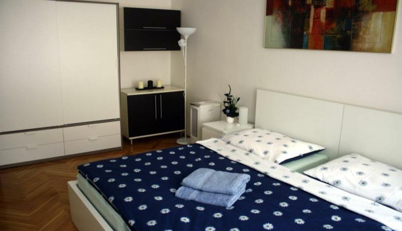 Apartment Prague Zahrebska Praha - Two-Bedroom Apartment Superior
