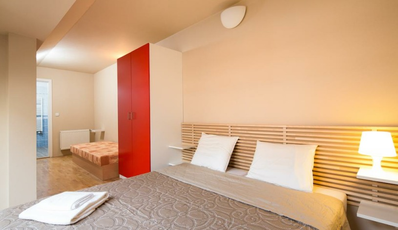 Apartamenty Picasso Praha - Apartament (2 sypialnie) - 5 osób