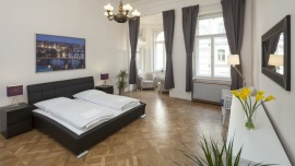 Capital Apartments Vodickova Praha - Two-Bedroom Apartment (6 people)