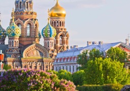 Accommodation in Saint Petersburg