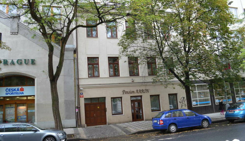 Aaron pension *** Praha