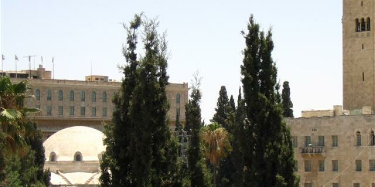 3-bedroom Apartment Jerusalem with kitchen for 5 persons