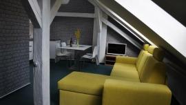 ADC Design Apartmány Brno - Apartmán typu Deluxe se dvěmi ložnicemi