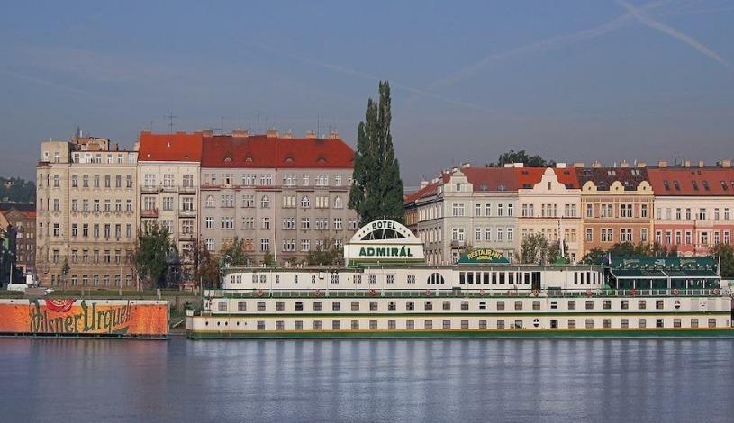 Botel Admirál Hotel Praha