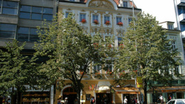 Adria Hotel Prague Praha