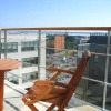 1-bedroom Apartment Tallinn Sadama with-balcony and with kitchen