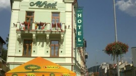 Hotel Alfred *** Karlovy Vary