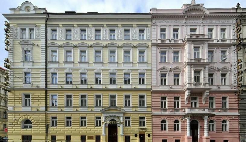 Alqush Downtown Hotel Praha