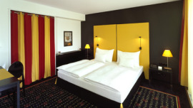 Angelo Hotel Design Prague Praha - Double room