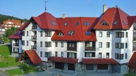 Apartmány Klondajk Harrachov