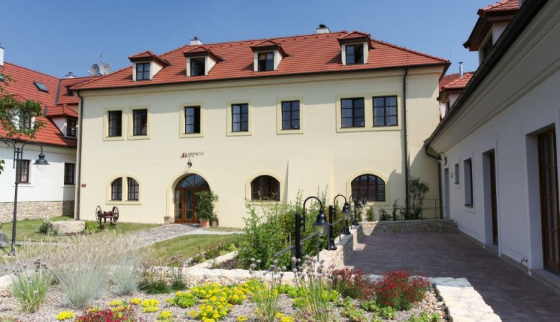 Golden Prague Resort Salabka Praha