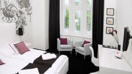 Hotel Apollon Praha - Pokój 2-osobowy, Pokój 1-osobowy