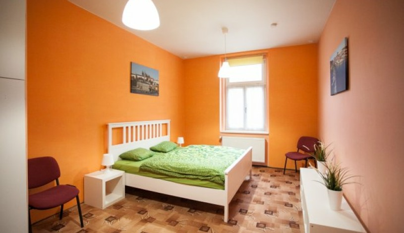 Top Apartmány - Praha