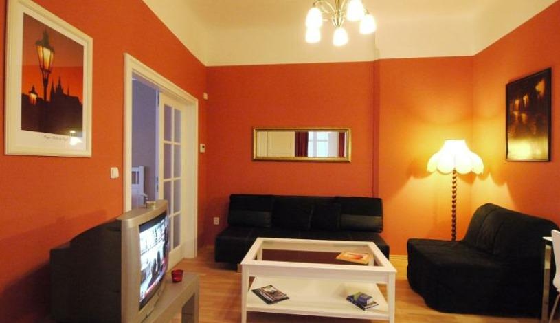 ART Apartments Prague Truhlarska Praha - Two-Bedroom Apartment (2 people), Two-Bedroom Apartment (4 people)