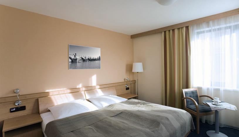 ARCHIBALD CITY HOTEL Praha - Pokój 2-osobowy