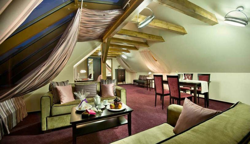 Art Hotel Embassy Praha - Suite