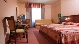 Atlantic Hotel Praha - Pokoj pro 2 osoby