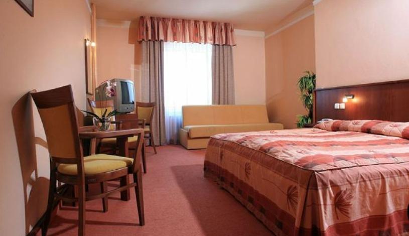Atlantic Hotel Praha - Double room