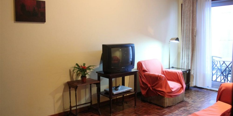 3-bedroom Apartment Porto Bonfim with kitchen for 5 persons