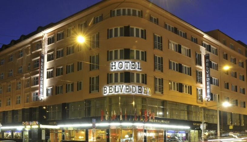 Hotel Belvedere Praha