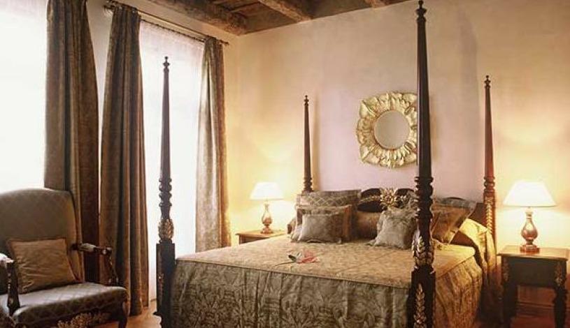Hotel Bijou de Prague Praha - Dreibettzimmer Executive