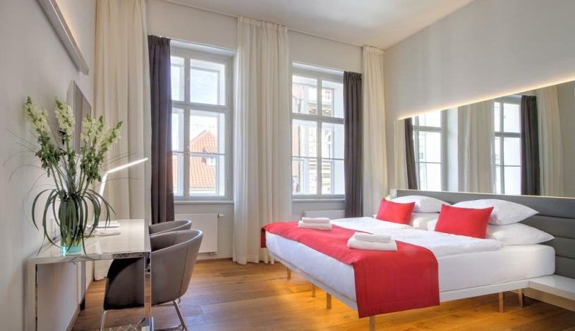 Hotel Biskupský Dům Praha