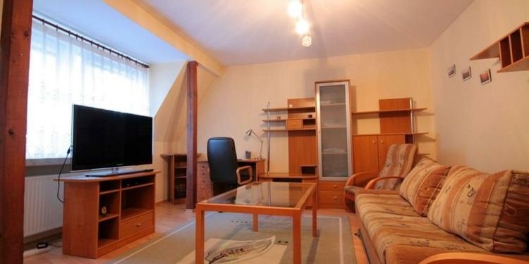2-bedroom Sopot with kitchen for 6 persons