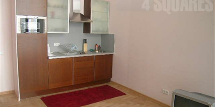 1-bedroom Moscow Tverskoy with kitchen for 3 persons