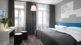 MOODs Boutique Hotel Praha - Double room Deluxe