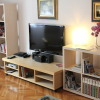 2-bedroom Apartment Zagreb with kitchen for 3 persons