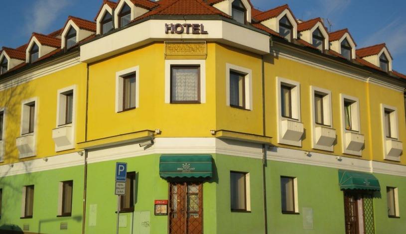 HOTEL BRILLIANT Praha