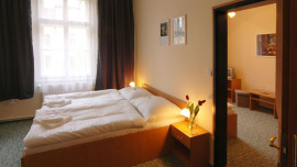 Hotel Brixen Praha - Double room (single use), Double room