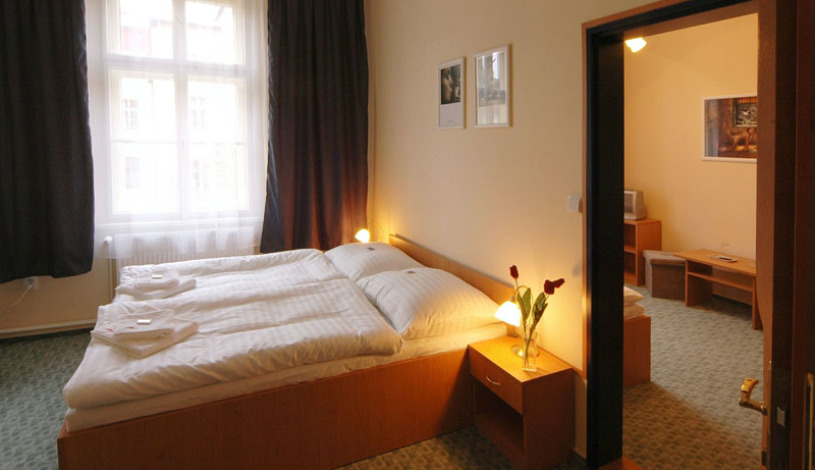 Hotel Brixen Praha - Double room (single use), Double room