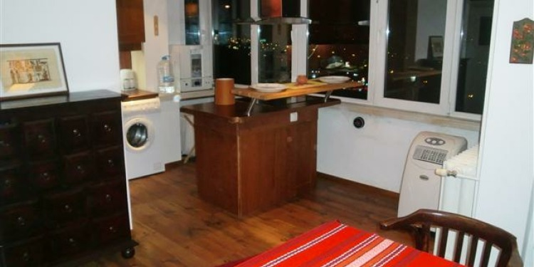 2-bedroom Apartment Sofia Triaditsa with kitchen for 6 persons