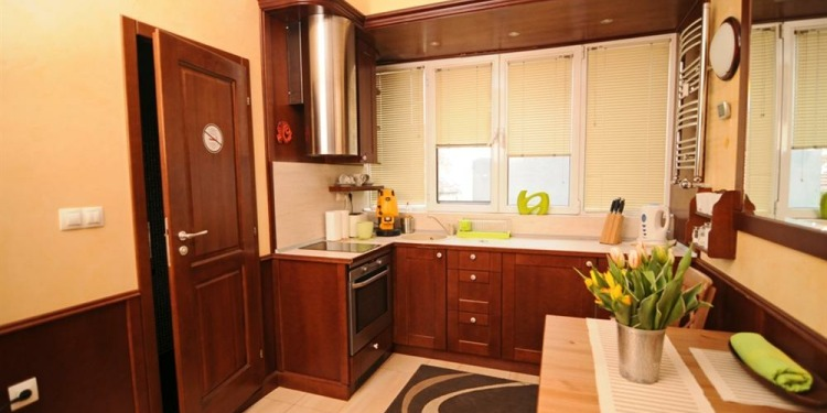 1-bedroom Apartment Sofia Triaditsa with kitchen for 2 persons