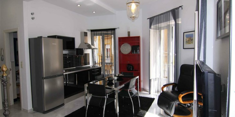 1-bedroom Apartment Sevilla El Arenal with kitchen for 4 persons