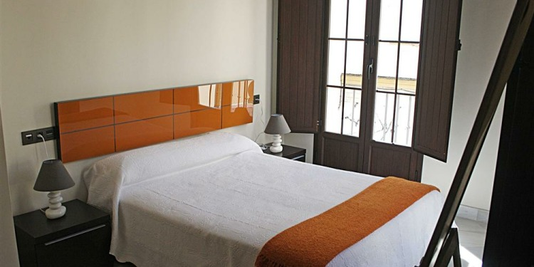 1-bedroom Sevilla Feria with kitchen for 4 persons