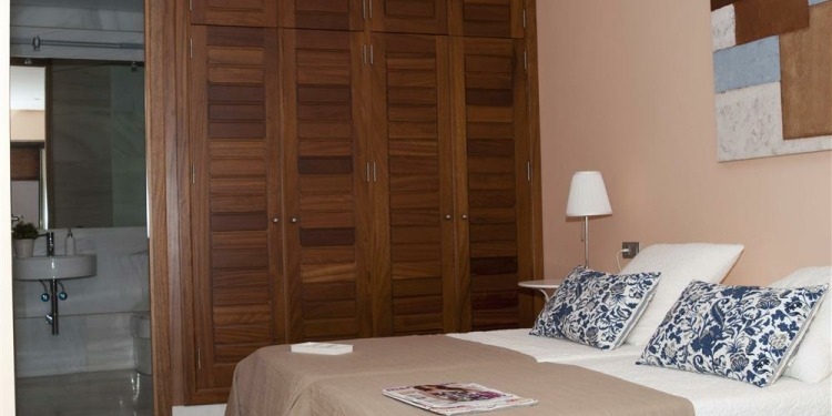 2-bedroom Sevilla Santa Cruz with kitchen for 6 persons