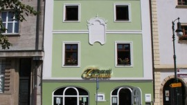 Caramell hotel&cafe Louny