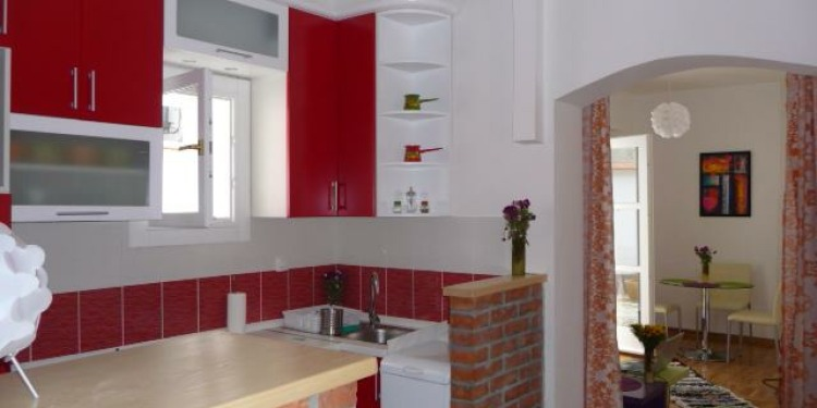 1-bedroom Apartment Beograd Dorćol with kitchen for 2 persons