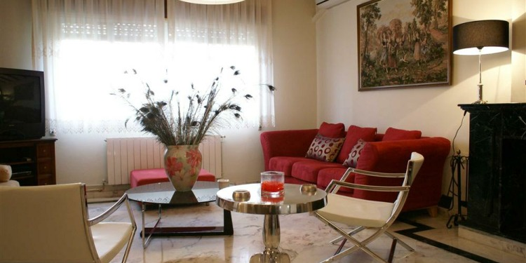 2-bedroom Apartment Granada Ronda with kitchen for 5 persons