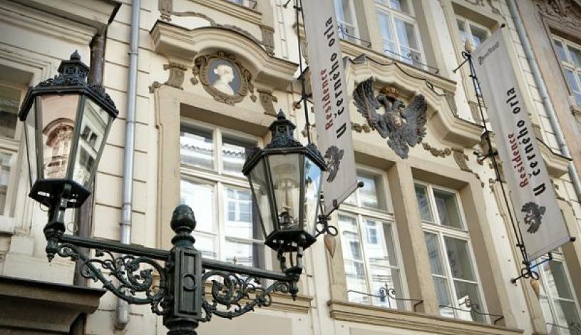Hotel U Cerneho orla Praha