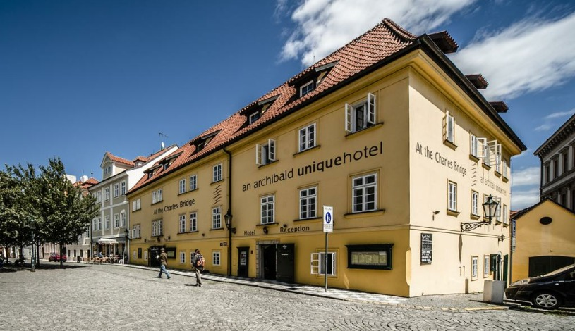 Hotel Archibald At the Charles Bridge Praha