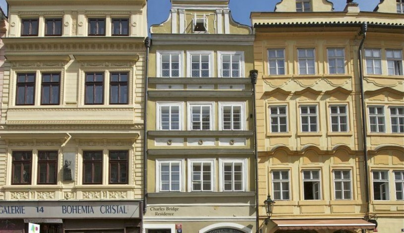 Charles Bridge Residence Praha