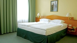 BW Hotel City Moran Praha - Double room