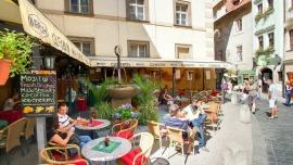 Hotel Clementin Prag Altstadt Praha