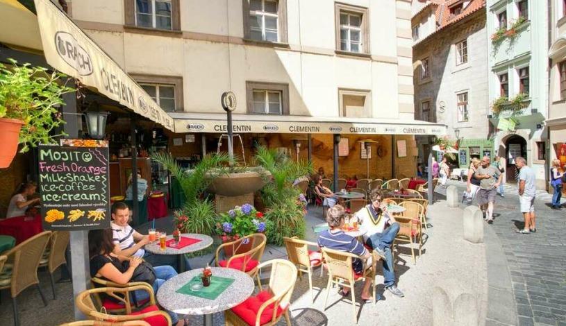 Hotel Clementin Prague Old Town Praha