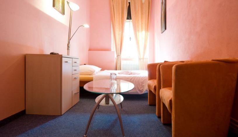 Club Hotel Praha - BASIC DOUBLE ROOM