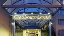 Hotel Fortuna West Praga Praha